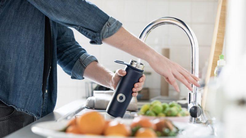 Comment nettoyer sa gourde facilement et rapidement !
