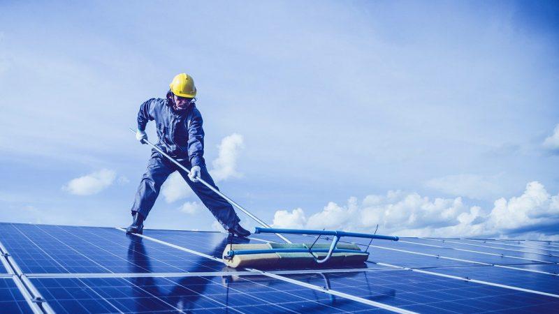 Quelques conseils pour le nettoyage de vos panneaux solaires